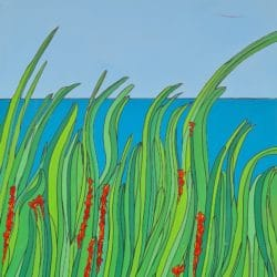 Trevor Coleman - River Reeds - 1985