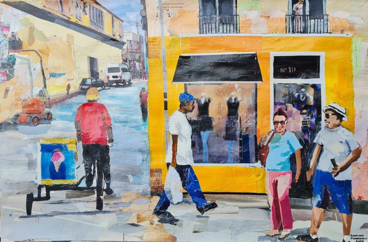 Dominic Tshabangu - Josie City Life Series 2021