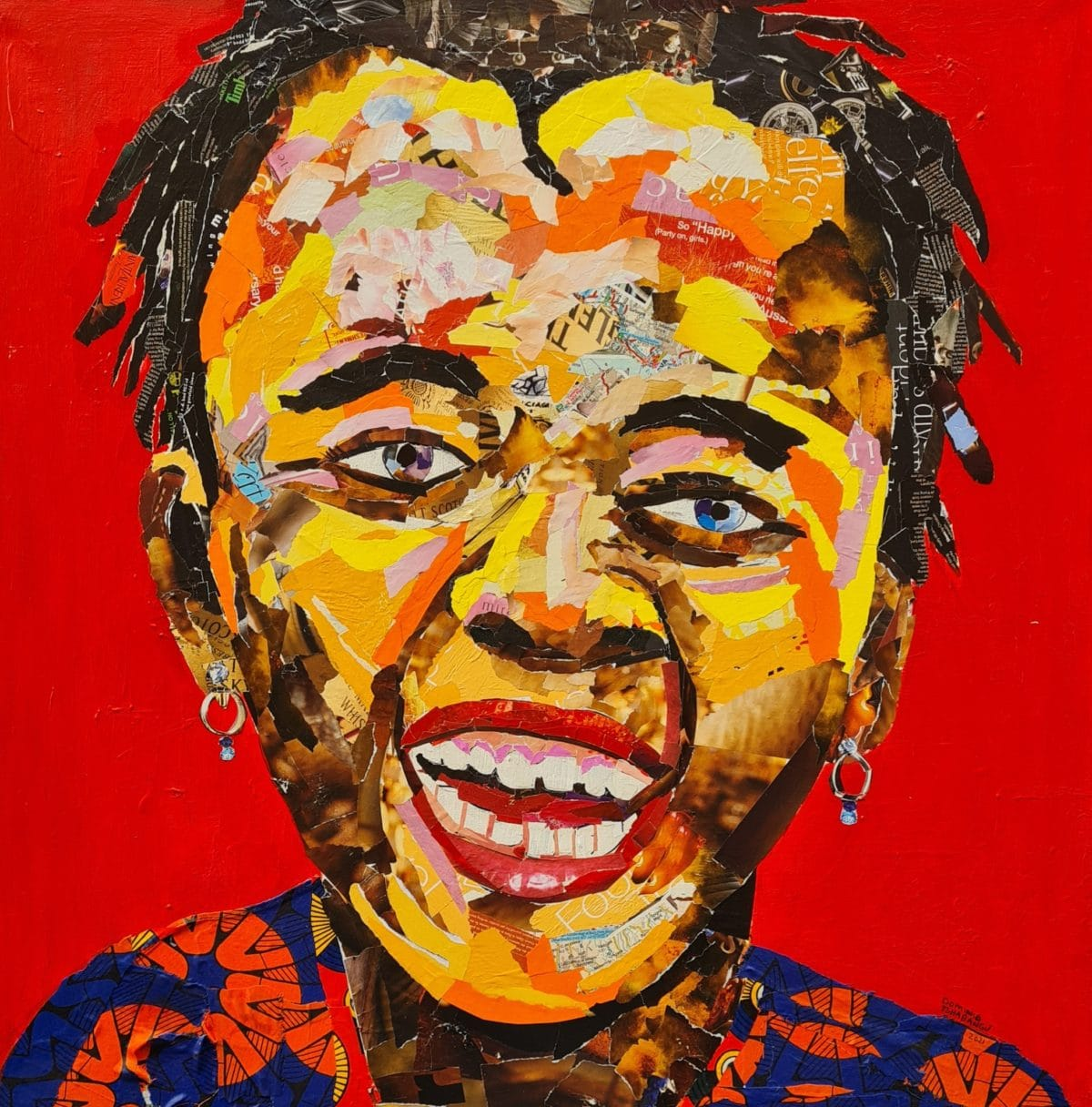 Dominic Tshabangu - SMILE