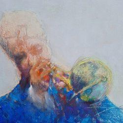 Sam Maduna - Trumpeter II  - 2021