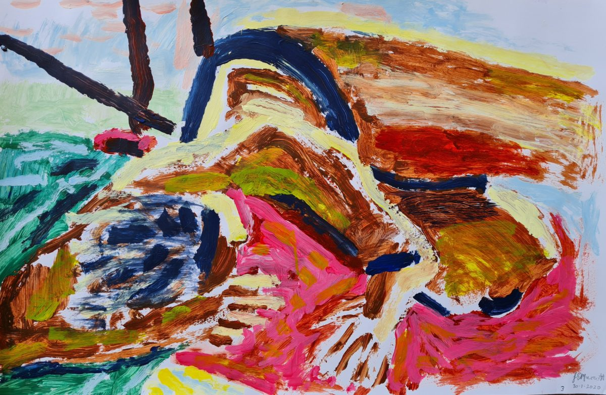 Lionel Murcott - Lazy Day