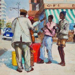Adelio Zagni Zeelie - Johannesburg City 1965