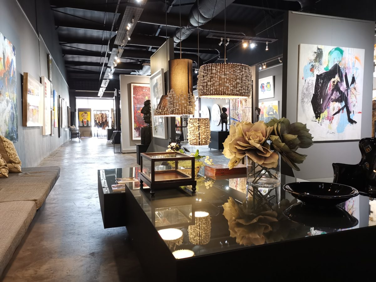 Art gallery that makes talent development the main focus by Hein Kaiser The Citizen