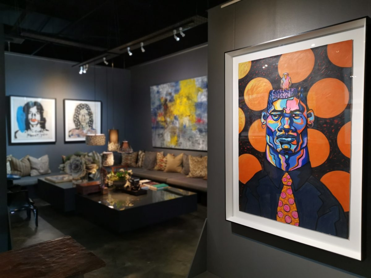 African art exerts its true voice at the Art Eye Gallery